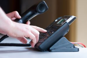 answering service phone system