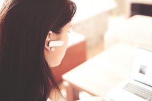 call center receptionist